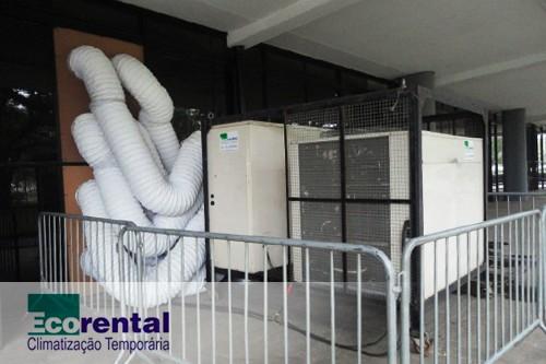 Empresa de locação de ar condicionado